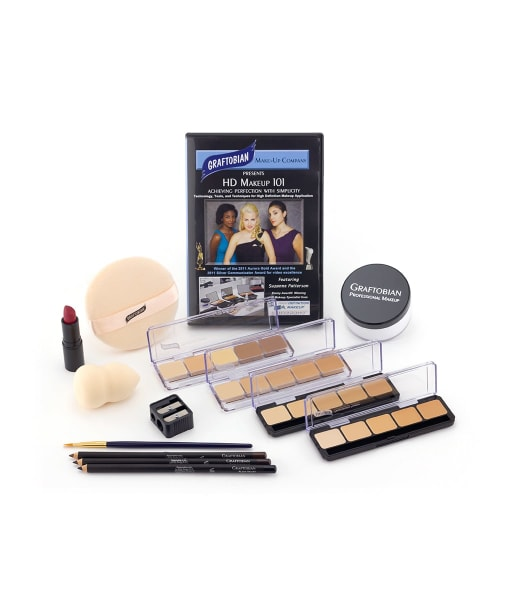 Ultra HD Professional Makeup Kits