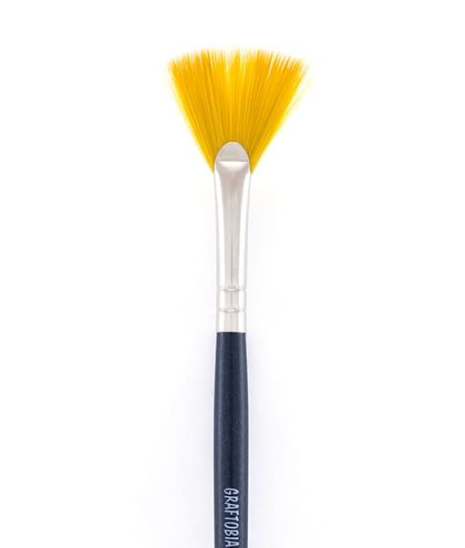 #2 Fan Brush