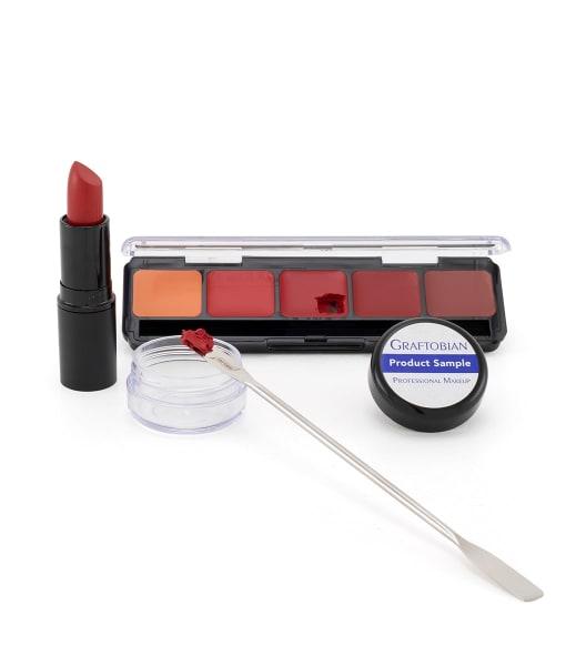 Lip Color Samples