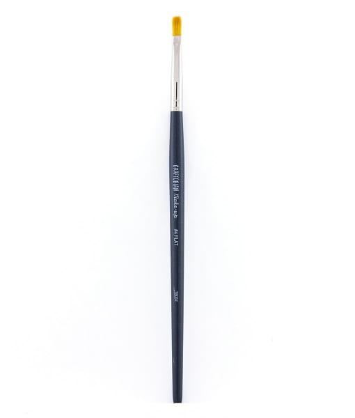 #4 flat brush