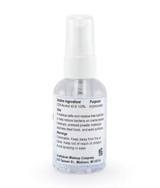 Makeup Sanitizing Spray, 2 oz.