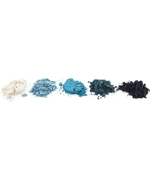 Luster™ Powder Mixing-Tonal Variations