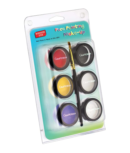 Face Painting Palettes