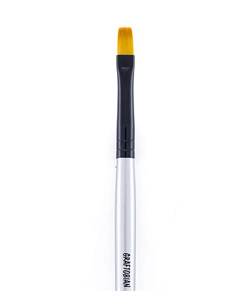 #6 Flat (1/4'') Brush