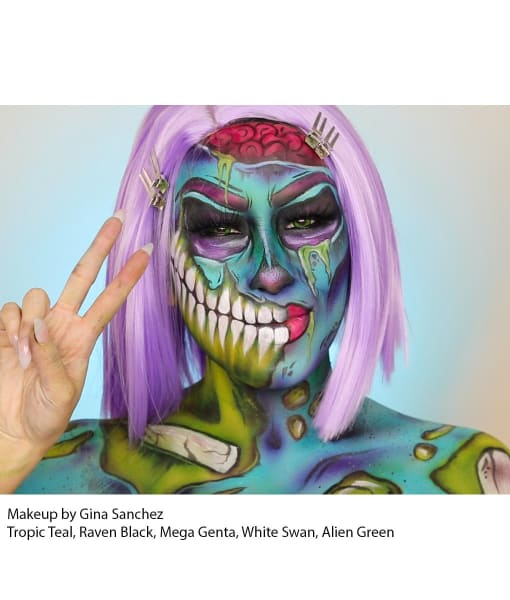 Gina Sanchez Zombie