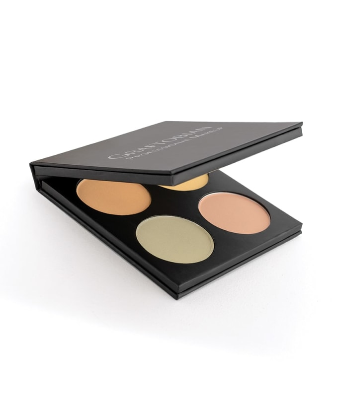 Pro Powder™ Foundation, Ultra HD Color Correcting Powder Palette