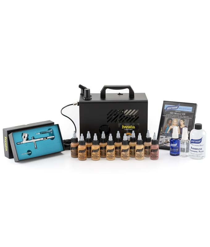 GlamAire™ Smart Jet System, Ultra HD Airbrush Beauty