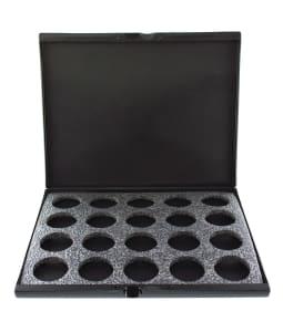 Snap-case Palette Boxes, Empty