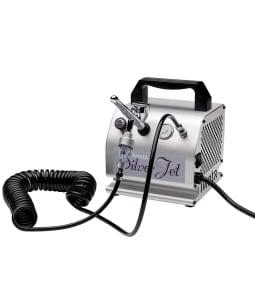 Silver Jet Airbrush Compressor