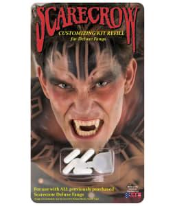Scarecrow Vampire Fangs Refill - Customizing Kit