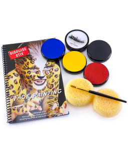 ProPaint™ Face and Body Paint - 5 Primary Colors Assortment