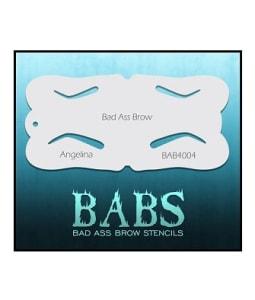 Bad Ass Brow Stencils™