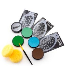 ProPaint™ Face and Body Paint - Aquatic Set