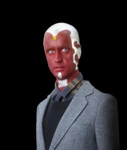 android superhero