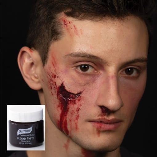 Rob blood paste