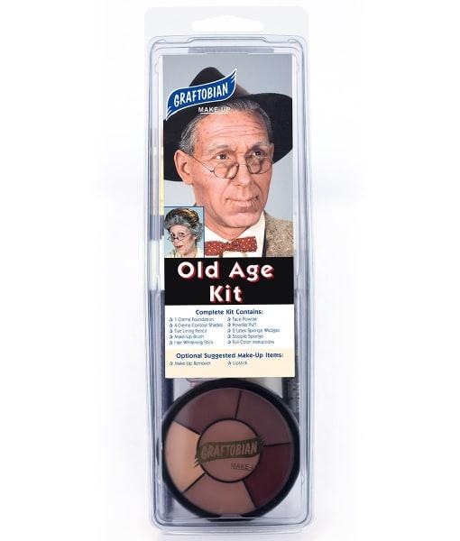 Old Age Makeup Kit
