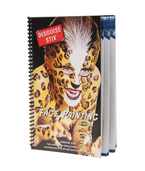 Disguise Stix -- Face Painting Book
