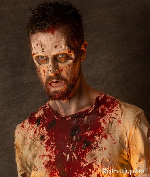 ben seagren zombie