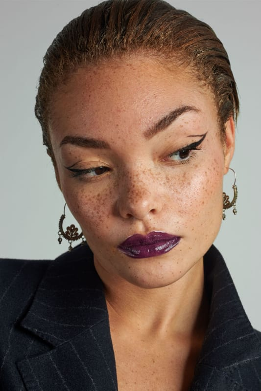 Emily Dimant Winter Berry Poison Lipsticks