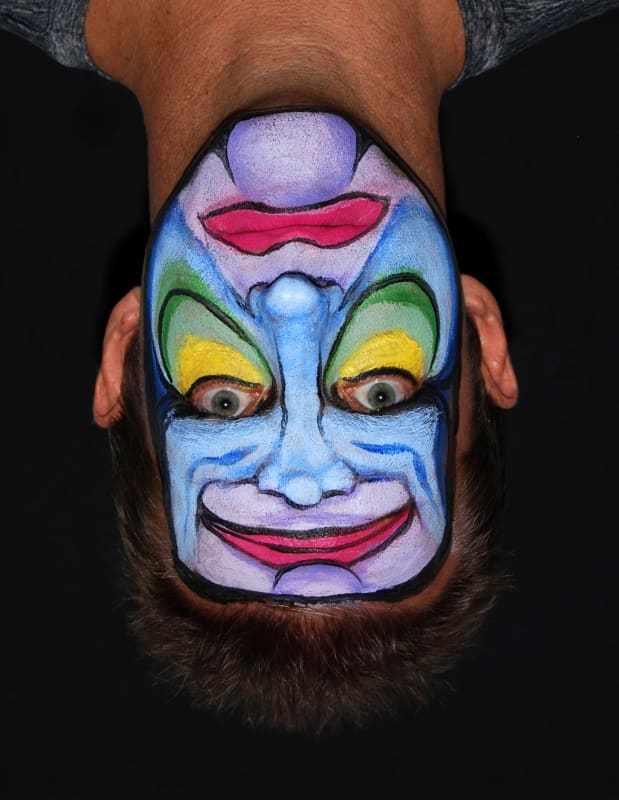 disguise stix clown