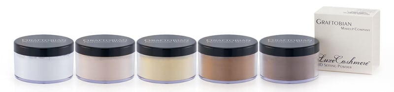 LuxeCashmere High Definition Face Setting Powder