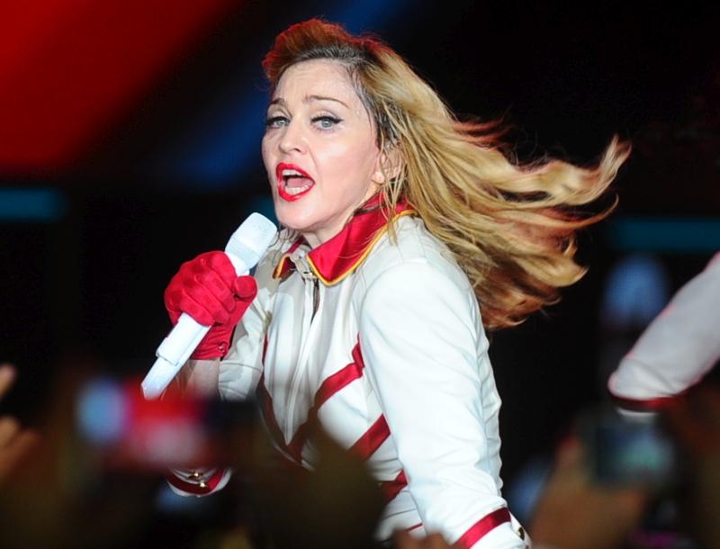Мадонну обвинили в похищении Джигана и назвали