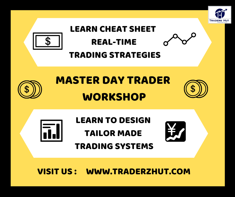 Learn Intraday Trading strategies and secrets from an Industry expert in Master Day Trader