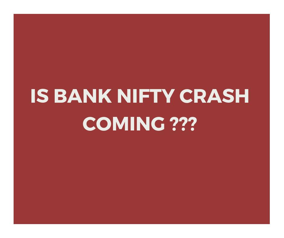 Bank NIFTY big crash coming : The power of Elliot Waves