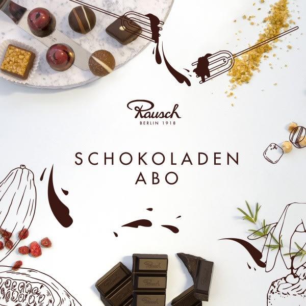 Schokoladen-Abo