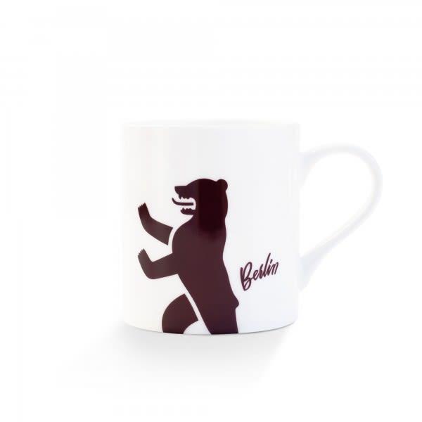 Tasse Berlin Bär unbefüllt