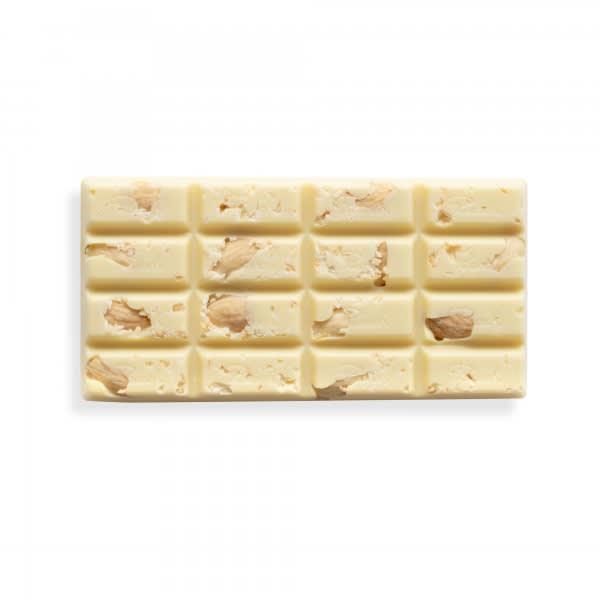 Weiße Schokolade Kokos-Mandel