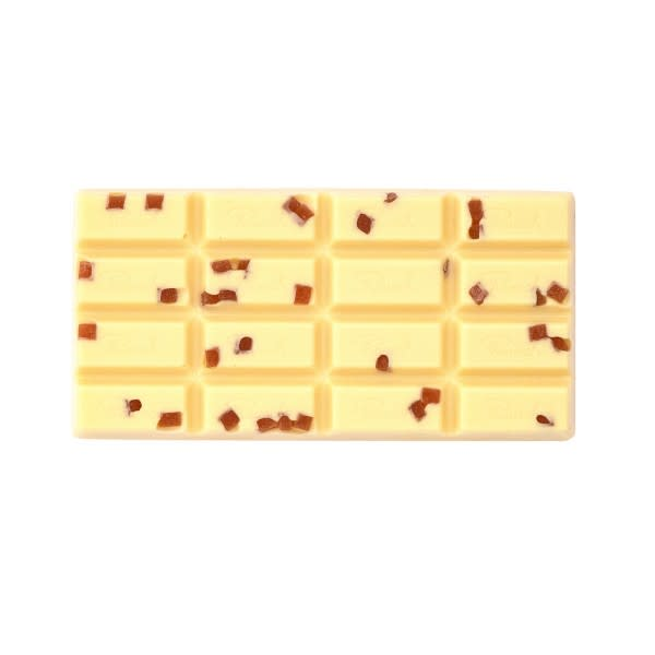Weiße Schokolade Zitrone-Ingwer