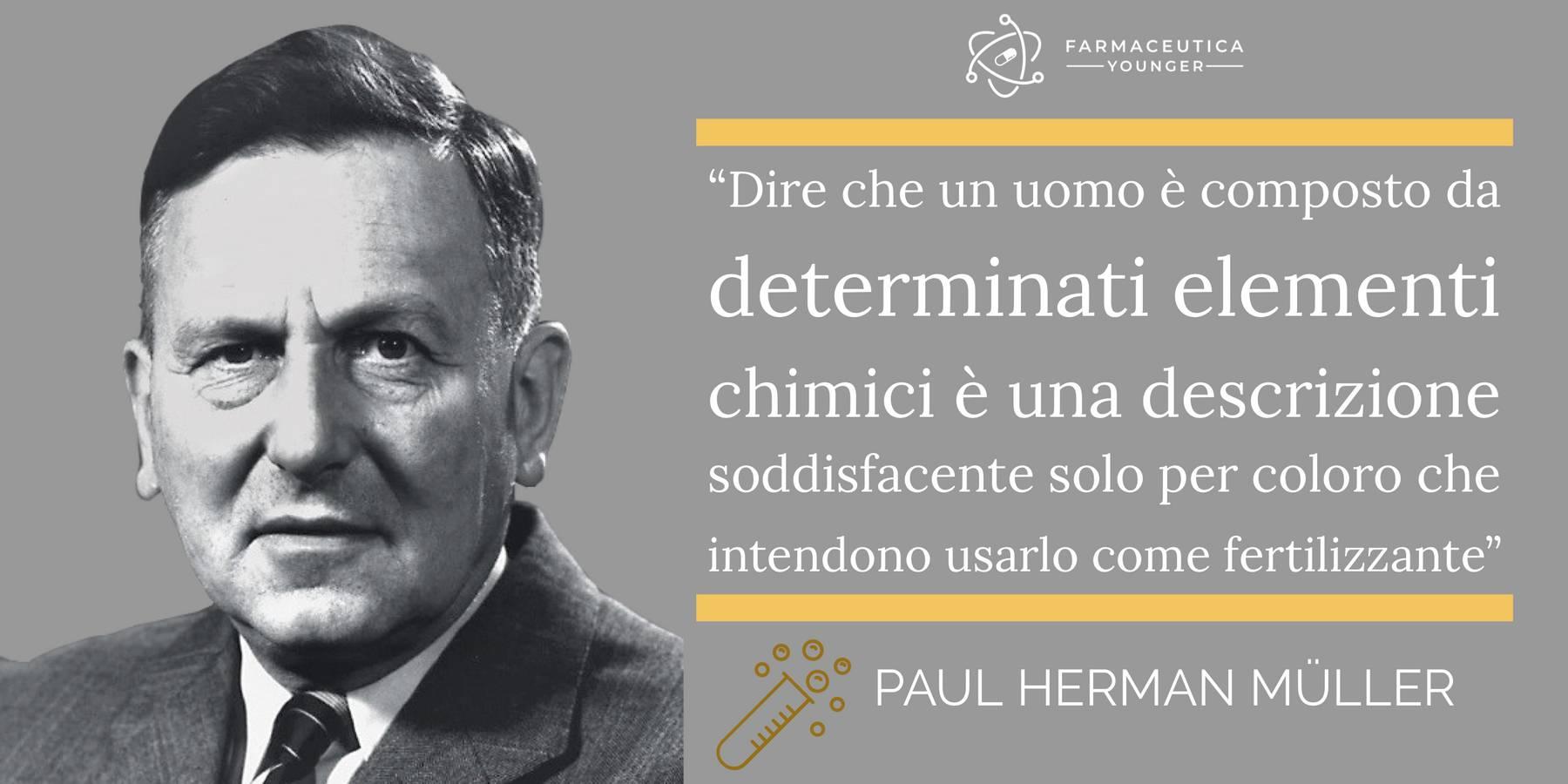 PAUL HERMAN MULLER -