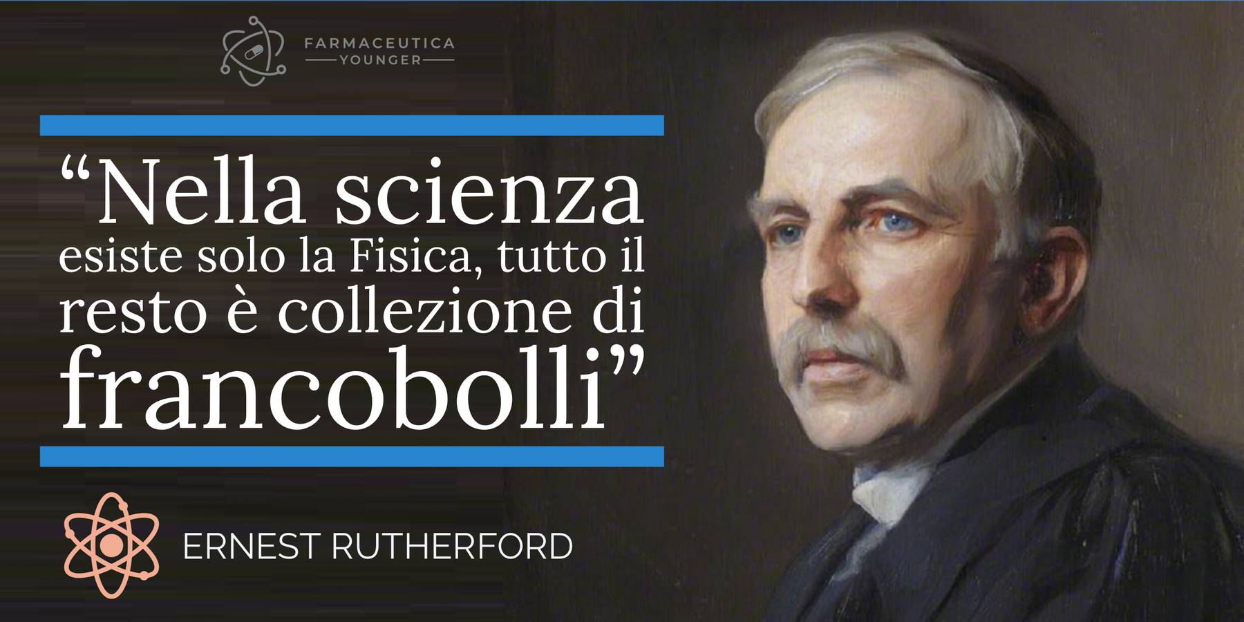 ERNEST RUTHERFORD -