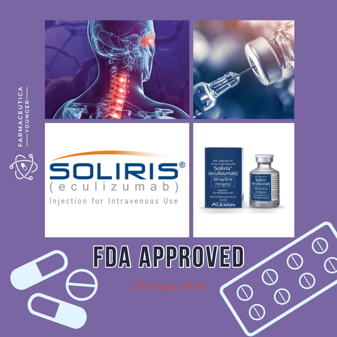 FDA APPROVAL - Soliris