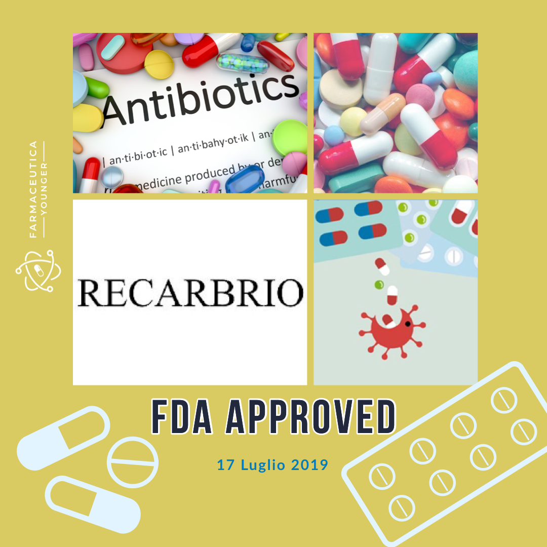 FDA APPROVAL - Recarbrio