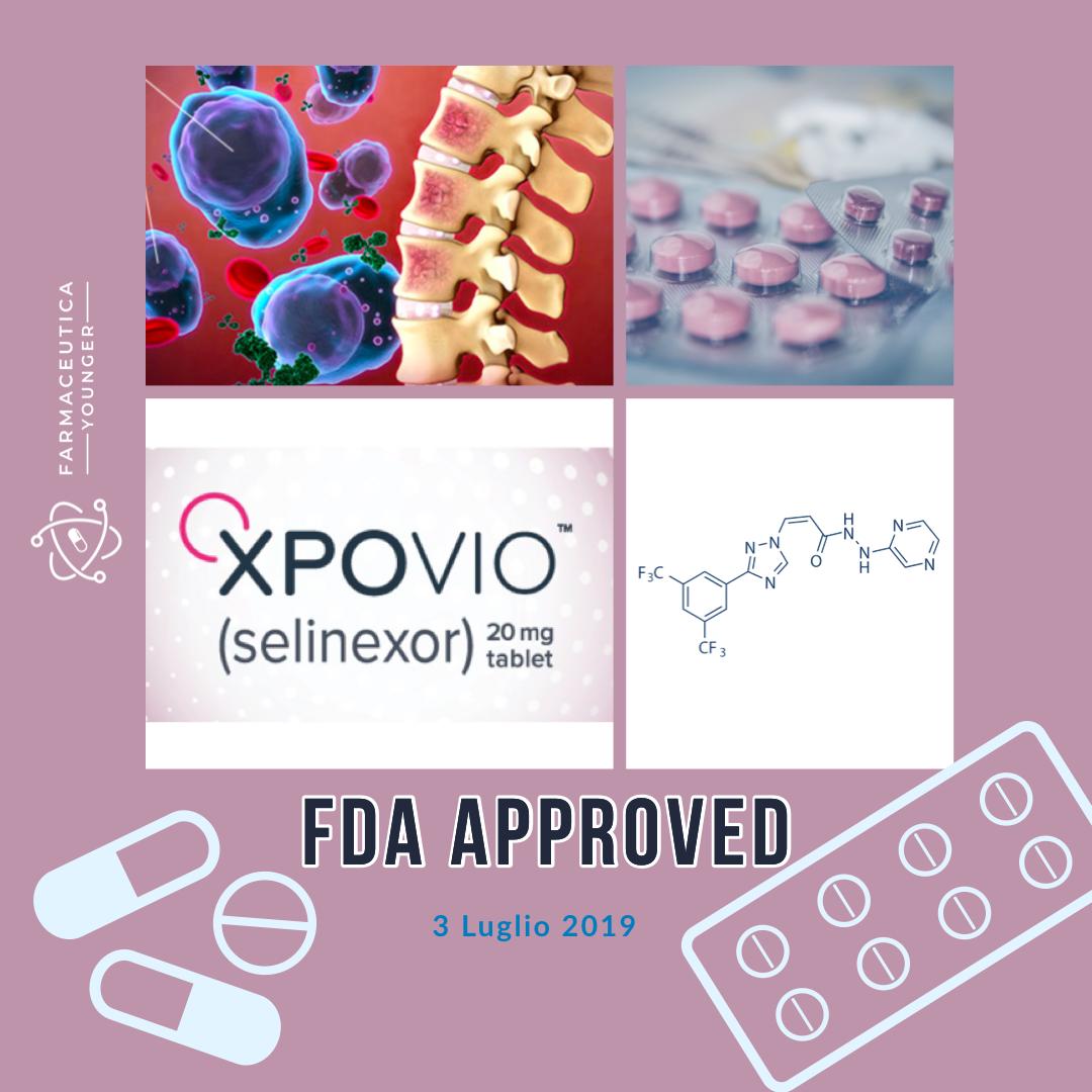 FDA APPROVAL - Xpovio