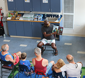 Massachusetts Adoption Resource Exchange Hosts Book Reading Event During Family Week