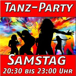 Tanzparty Samstag
