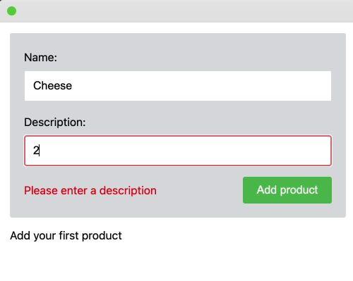 Online Store Admin