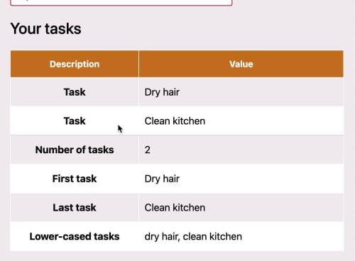 Import tasks from CSV