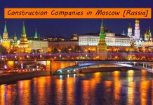 construction companies in moscow