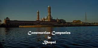 construction companies in bhopal