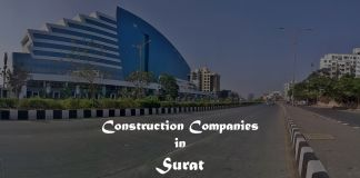 construction companies in Surat