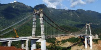 build 69 bridges in Myanmar