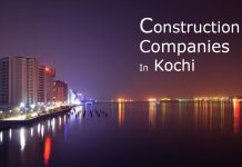 construction companies in Kochi