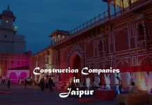 construction companies in Jaipur