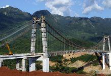 build 69 bridges in Myanmar