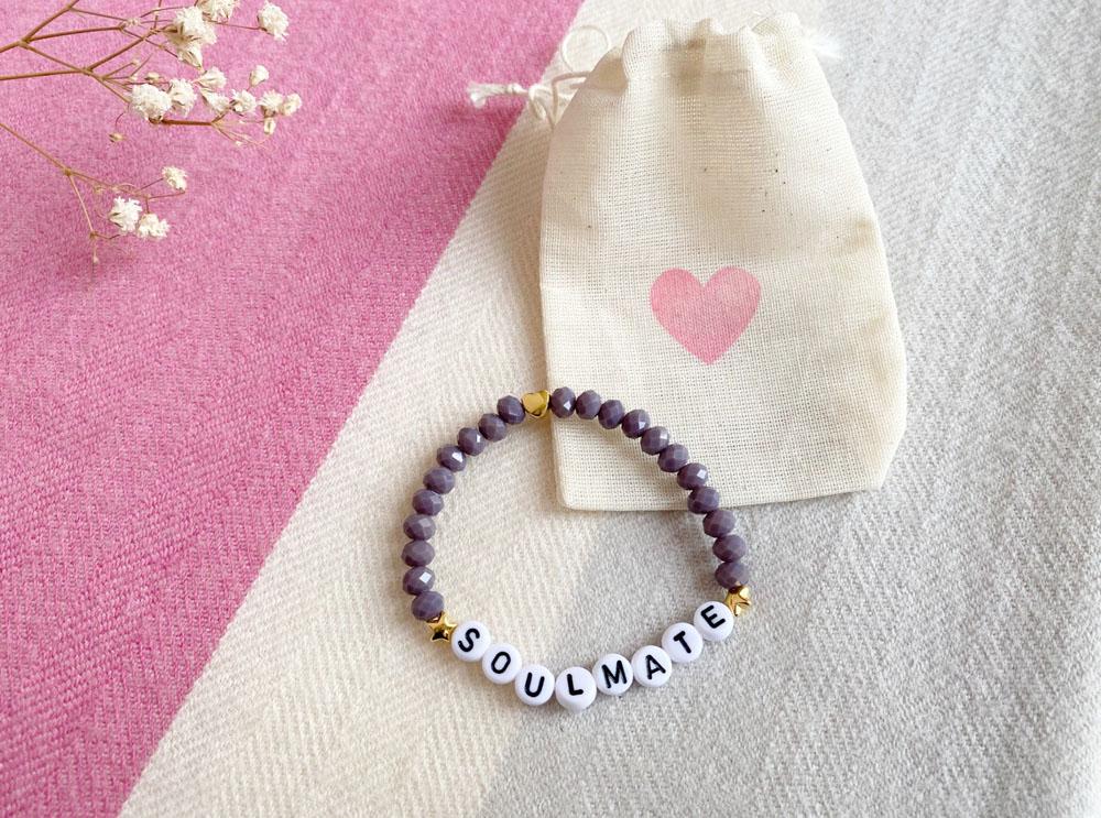 Soulmate Bracelet, Friendship Bracelet