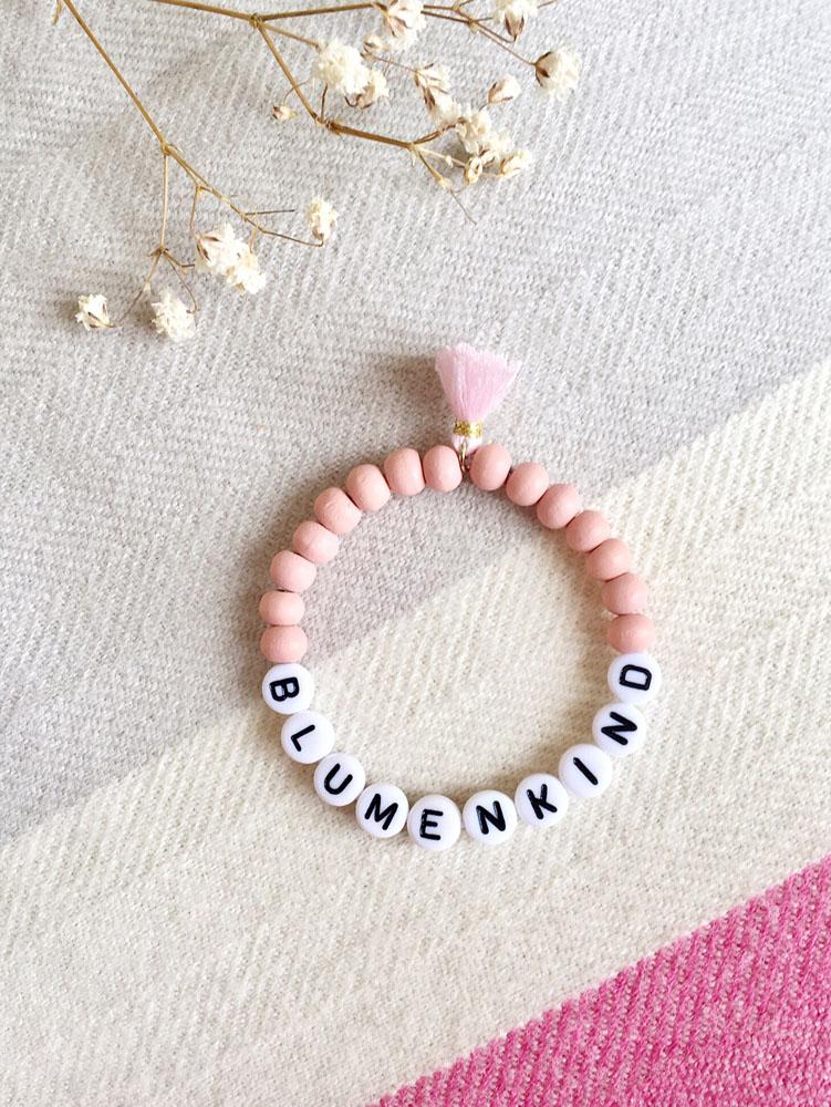 Blumenkind Armband